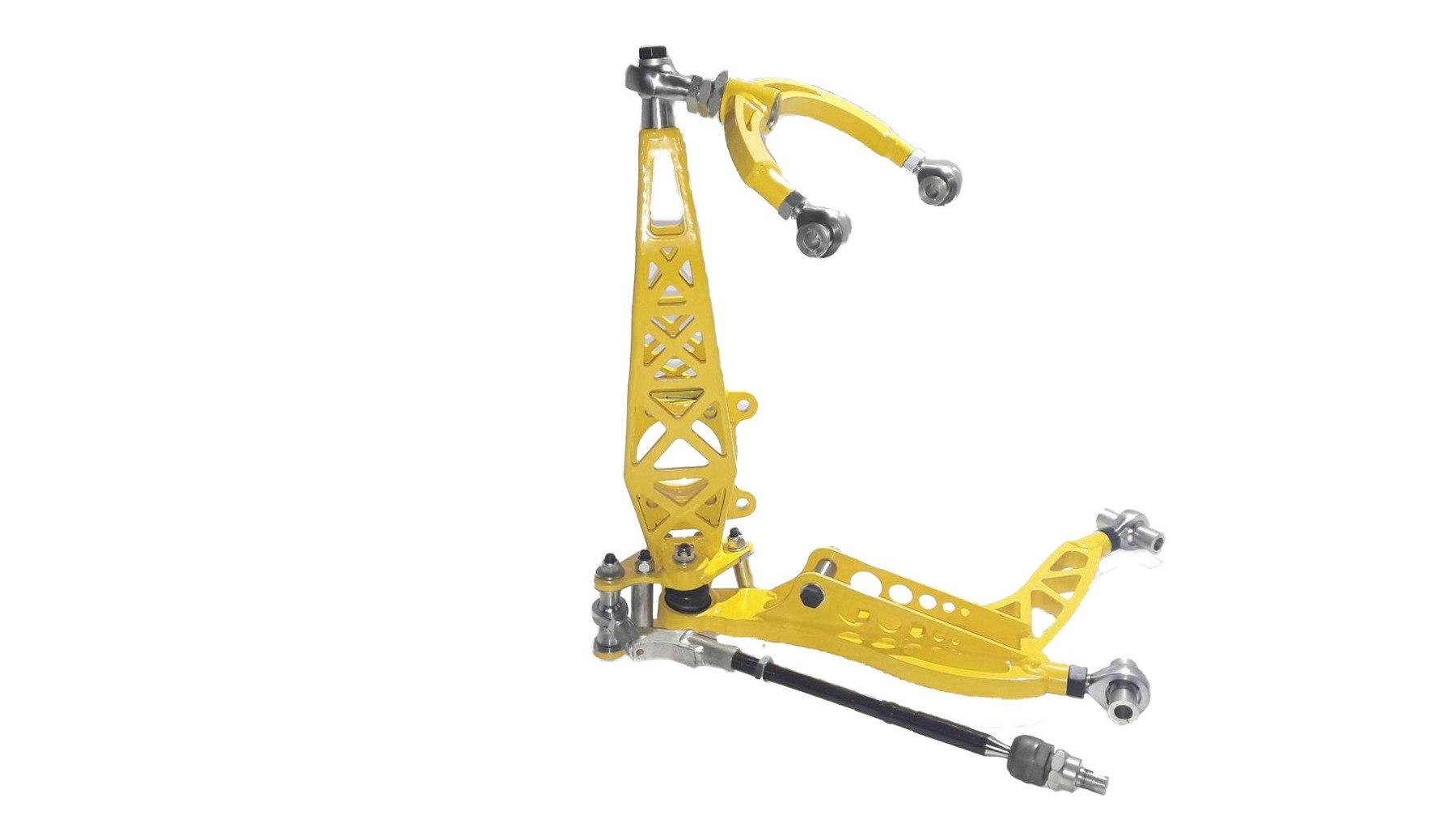 "Zestaw skrętu Nissan R33/34 (17"" wheels D=/>400mm inside) FAT - GRUBYGARAGE - Sklep Tuningowy"